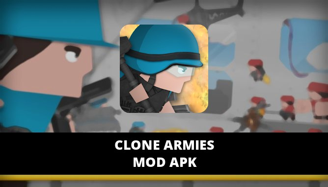 Clone Armies Featured Cover
