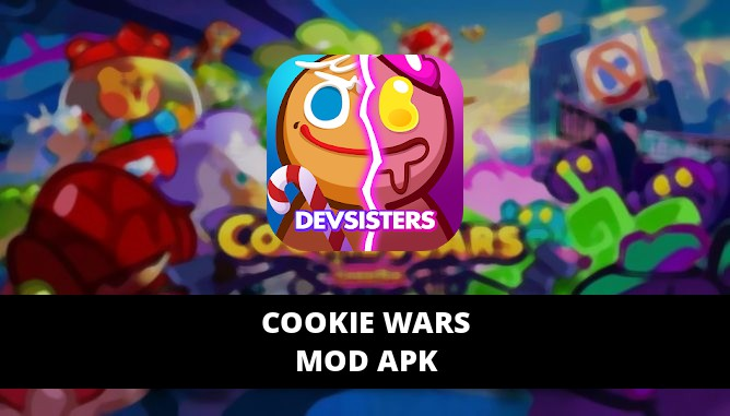 Cookie Wars Featured Cover