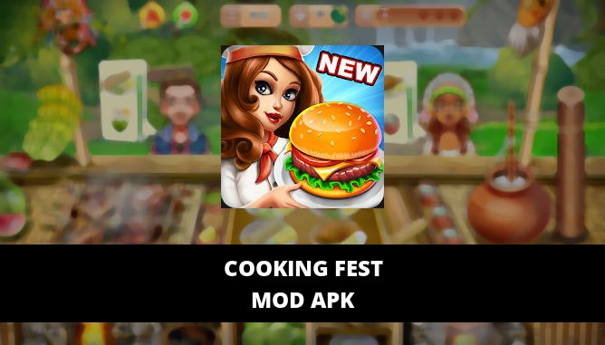 Cooking Fest Featured Cover