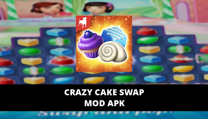 Crazy Cake Swap Featured Cover
