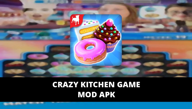 Crazy Kitchen Game Featured Cover