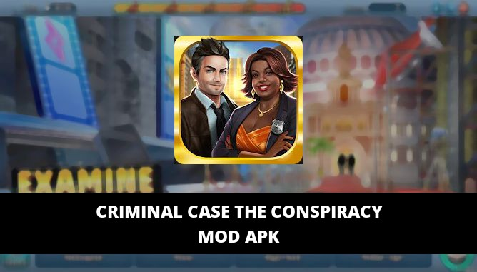 Criminal Case The Conspiracy Featured Cover