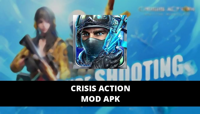 Crisis Action Featured Cover