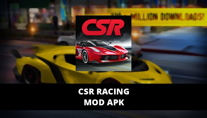 CSR Racing Featured Cover
