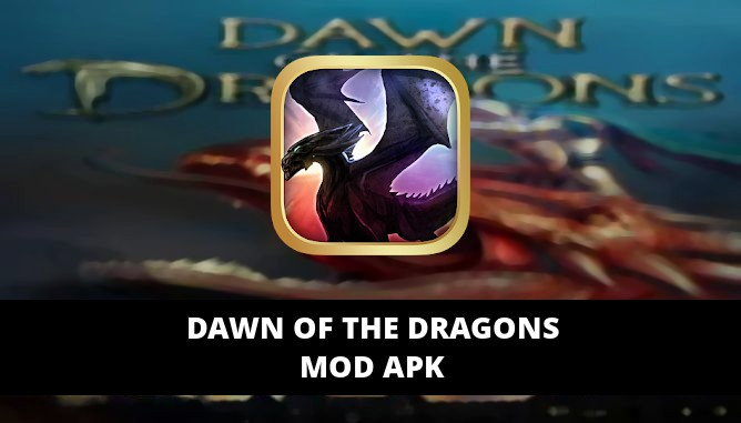Dawn of the Dragons Featured Cover