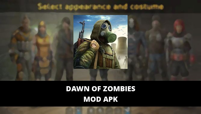 Dawn of Zombies Featured Cover
