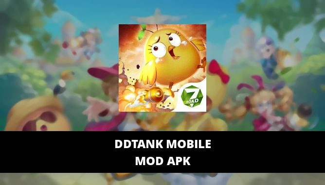 DDTank Mobile Featured Cover