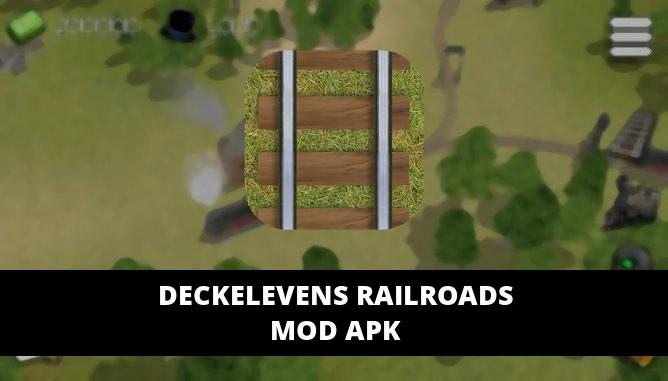 DeckElevens Railroads Featured Cover