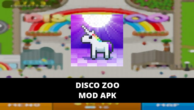 Disco Zoo Featured Cover