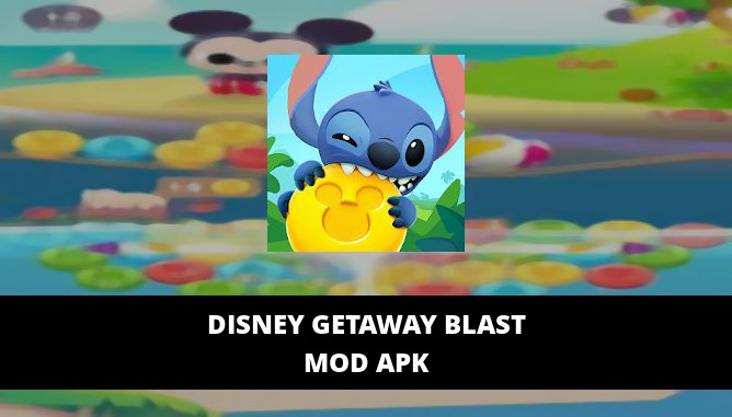 Disney Getaway Blast Featured Cover