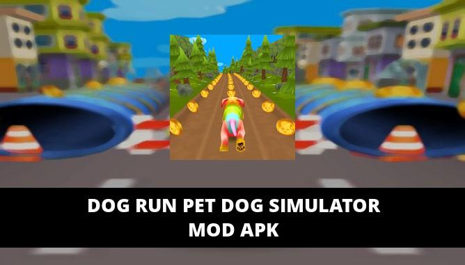 Dog Run Pet Dog Simulator Featured Cover