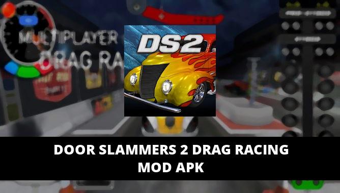 Door Slammers 2 Drag Racing Featured Cover