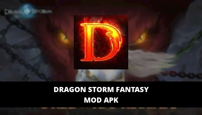 Dragon Storm Fantasy Featured Cover