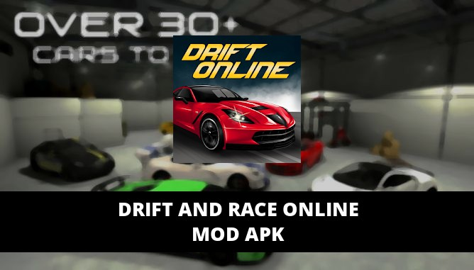 Drift and Race Online Featured Cover