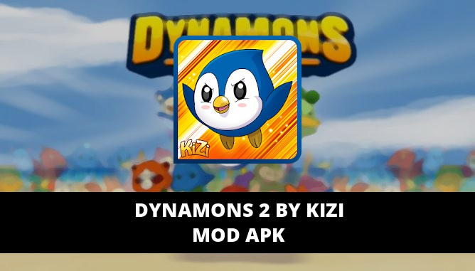 Dynamons 2 by Kizi Featured Cover