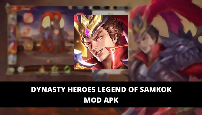 Dynasty Heroes Legend of SamKok Featured Cover