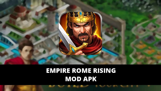 Empire Rome Rising Featured Cover