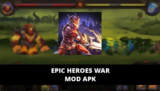 Epic Heroes War Featured Cover