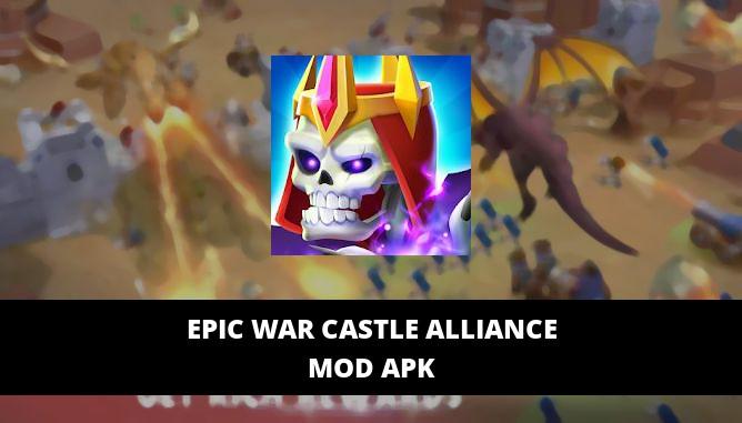 Epic War Castle Alliance Featured Cover