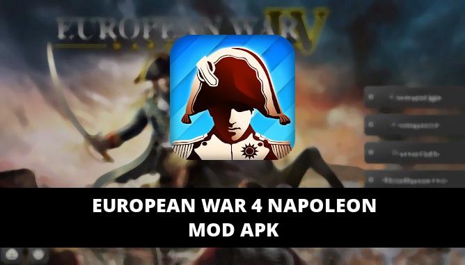 European War 4 Napoleon Featured Cover