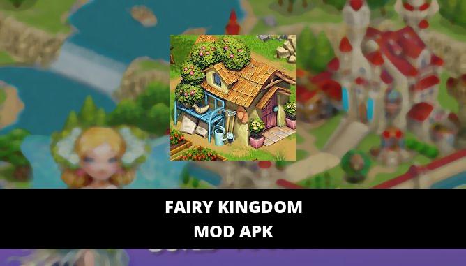 Fairy Kingdom Featured Cover