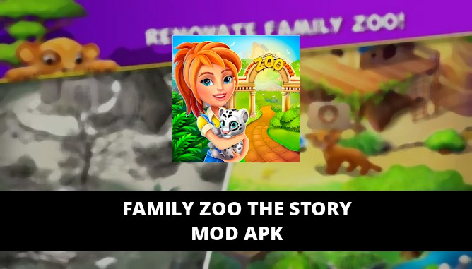Family Zoo The Story Featured Cover