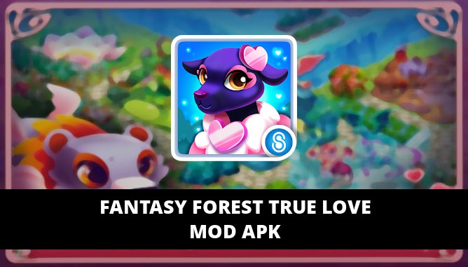 Fantasy Forest True Love Featured Cover