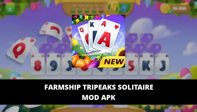 Farmship Tripeaks Solitaire Featured Cover