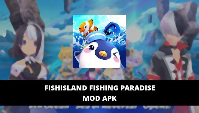 FishIsland Fishing Paradise Featured Cover