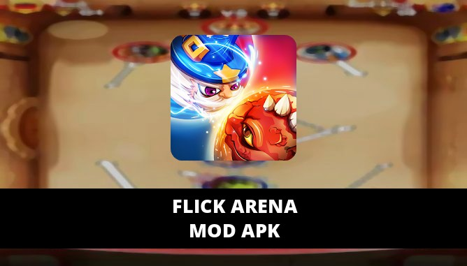 Flick Arena Featured Cover
