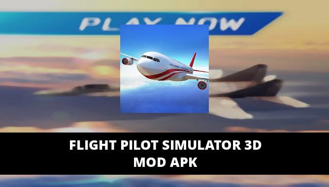 Flight Pilot Simulator 3D Featured Cover