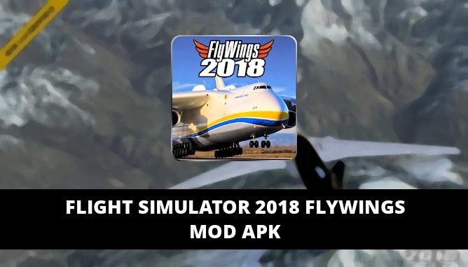 Flight Simulator 2018 FlyWings Featured Cover