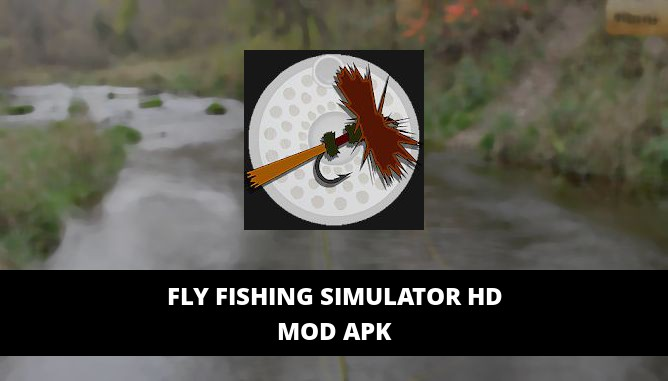 Fly Fishing Simulator HD Featured Cover