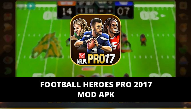 Football Heroes PRO 2017 Featured Cover