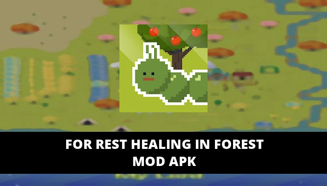 For rest healing in forest Featured Cover