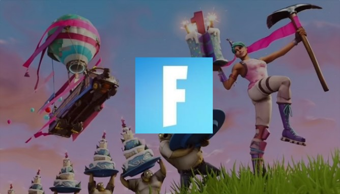 Fortnite Featured Cover
