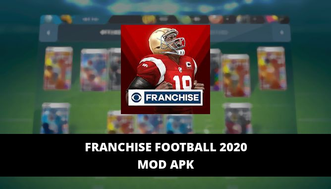 Franchise Football 2020 Featured Cover