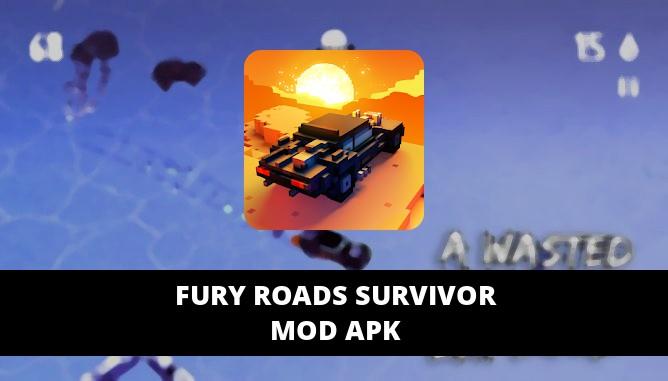 Fury Roads Survivor Featured Cover