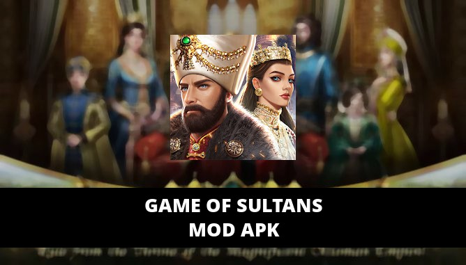 Game of Sultans Featured Cover