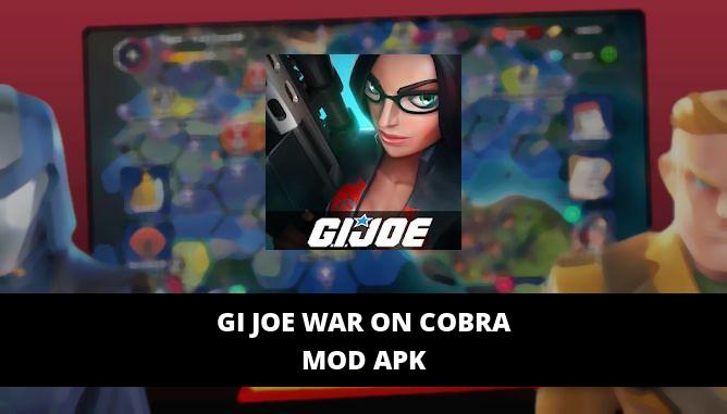 GI Joe War On Cobra Featured Cover
