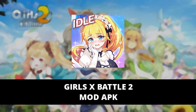 Girls X Battle 2 Featured Cover