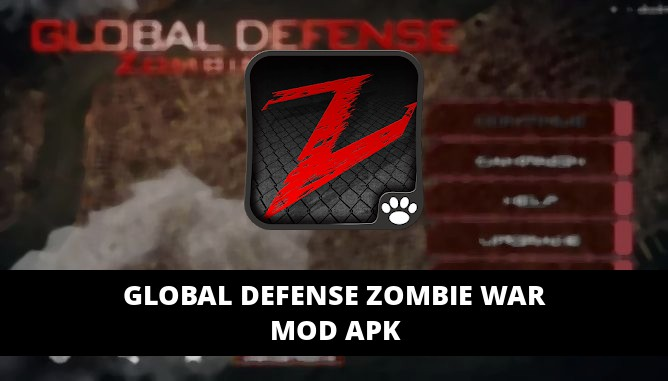 Global Defense Zombie War Featured Cover
