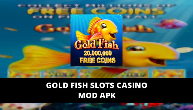Gold Fish Slots Casino Featured Cover