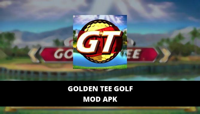 Golden Tee Golf Featured Cover