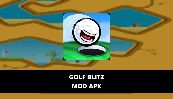Golf Blitz Featured Cover