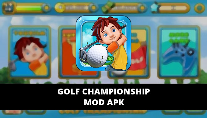 Golf Championship Featured Cover