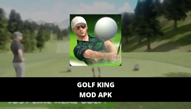 Golf King Featured Cover