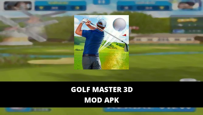 Golf Master 3D Featured Cover