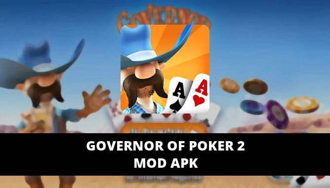 Governor of Poker 2 Featured Cover