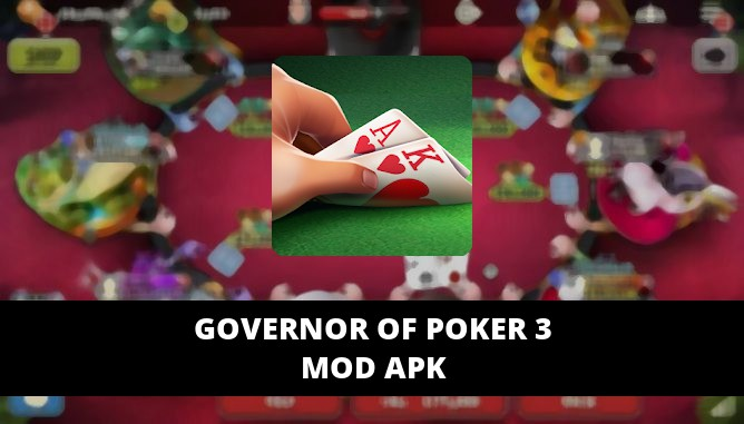 Governor of Poker 3 Featured Cover